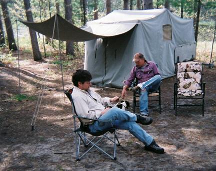 Vintage Apache Camper Fichigan