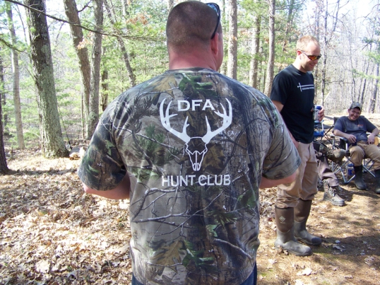 DFA Hunt Club logo