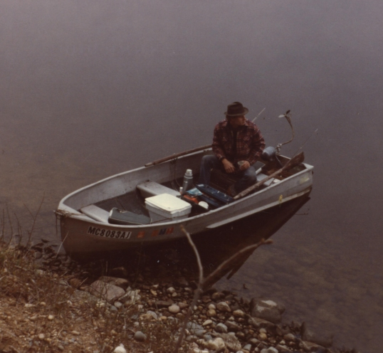 Roger's Pond, Feral in the 70's