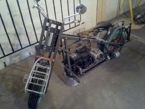 Project Bike 1