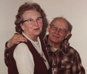 Jake and Gladys Lucas